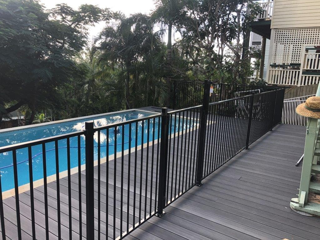 Brisbane Aluminium Pool Fences