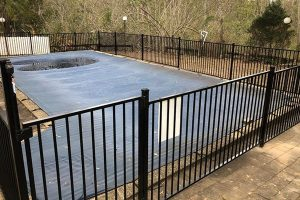 Pool Fences Aluminium